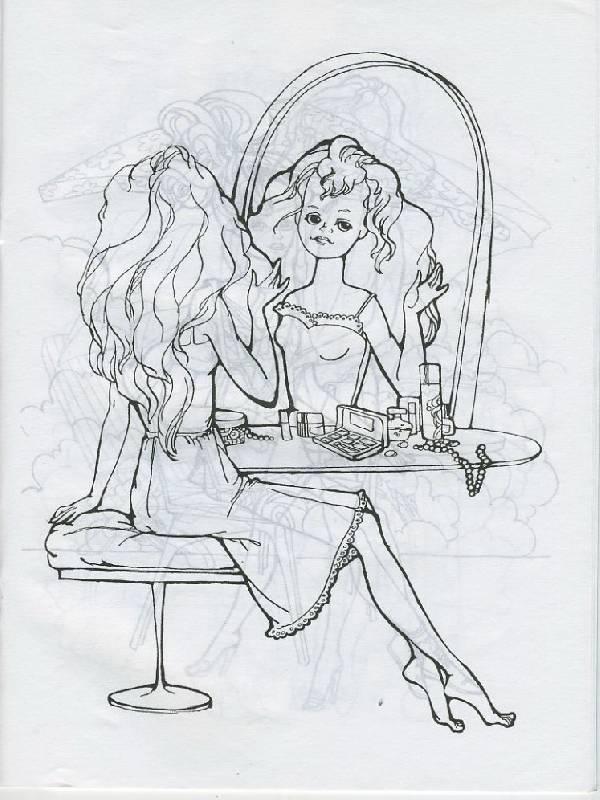 Иллюстрация 1 из 6 для Моя любимая кукла Ольга | Лабиринт - книги. Источник: Pallada