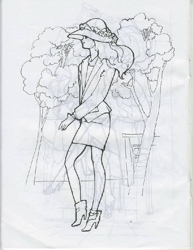 Иллюстрация 1 из 6 для Моя любимая кукла Ангелина | Лабиринт - книги. Источник: Pallada