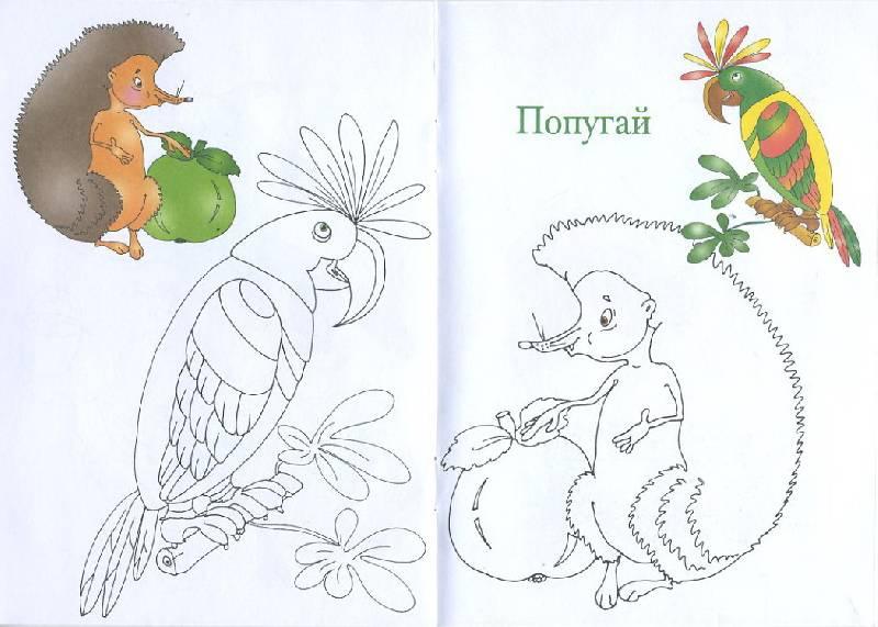 Иллюстрация 1 из 3 для Раскраска желтая | Лабиринт - книги. Источник: Pallada