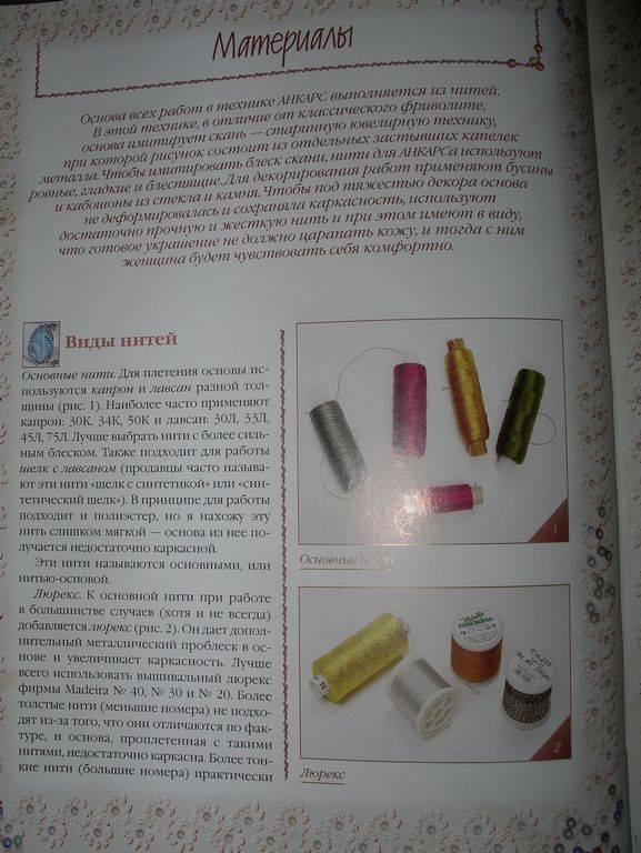 Иллюстрация 1 из 34 для Плетение в технике анкарс - Екатерина Степная | Лабиринт - книги. Источник: Мариста