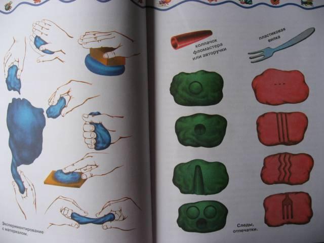 Иллюстрация 1 из 18 для Книга-мечта о тех самых цветных ладошках, о сюжетной лепке и забавных фигурках из пластилина - Ирина Лыкова | Лабиринт - книги. Источник: svemikh