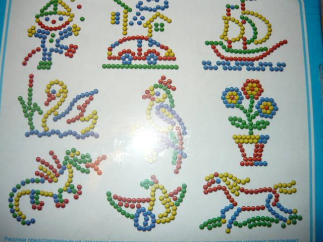Иллюстрация 1 из 7 для Магнитная мозаика: Игра для детей от 3-х лет   Лабиринт - игрушки. Источник: Ромашка:-)