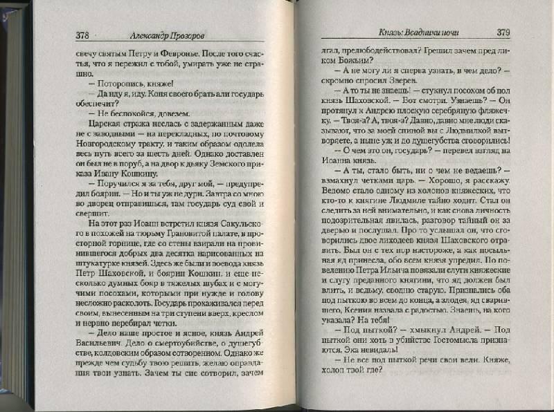 Иллюстрация 1 из 13 для Князь: Всадники ночи - Александр Прозоров | Лабиринт - книги. Источник: Machaon