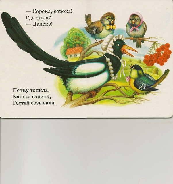 Иллюстрация 1 из 9 для Карусель: Сорока | Лабиринт - книги. Источник: _Елена_