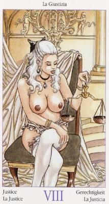 Иллюстрация 1 из 17 для Таро Казановы (руководство + карты) | Лабиринт - книги. Источник: Colombina