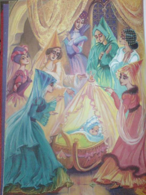 Иллюстрация 1 из 31 для Сказки о  принцессах и феях | Лабиринт - книги. Источник: Настёна