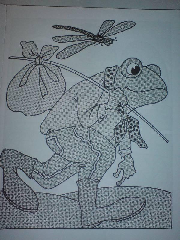Иллюстрация 1 из 11 для Магические краски. Заяц (синяя) | Лабиринт - книги. Источник: Настёна