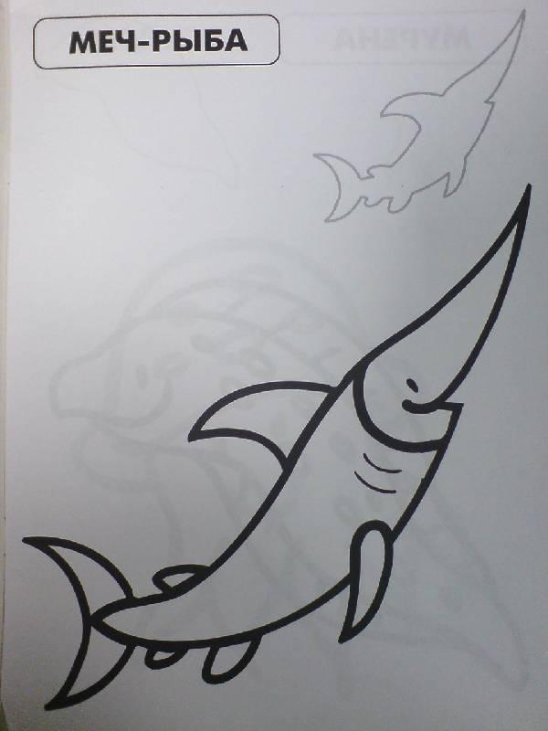 Иллюстрация 1 из 4 для Наклей и раскрась. 3-5 лет. Морская звездочка | Лабиринт - книги. Источник: Настёна