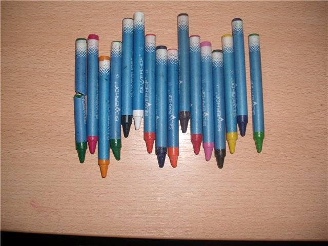 Иллюстрация 1 из 4 для Восковые мелки 18 цветов (881822) Etnic | Лабиринт - канцтовы. Источник: света