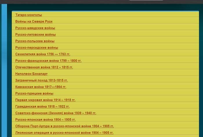 Иллюстрация 1 из 6 для Большая Энциклопедия России. Войны России (CDpc) | Лабиринт - софт. Источник: Кнопа2