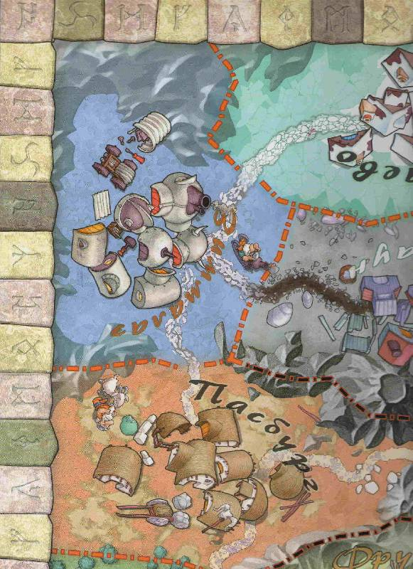 Иллюстрация 1 из 21 для Гномы: Настольная игра для всей семьи (8628) | Лабиринт - игрушки. Источник: Урядова  Анна Владимировна