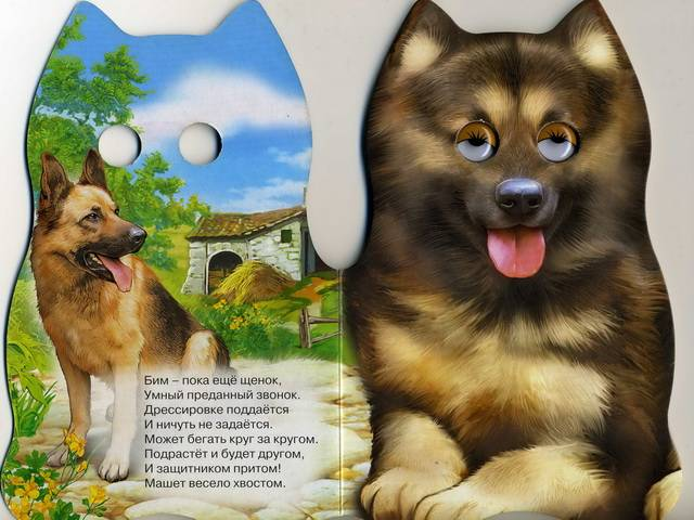 Иллюстрация 1 из 3 для Мой щенок - Мария Манакова | Лабиринт - книги. Источник: bagirchik