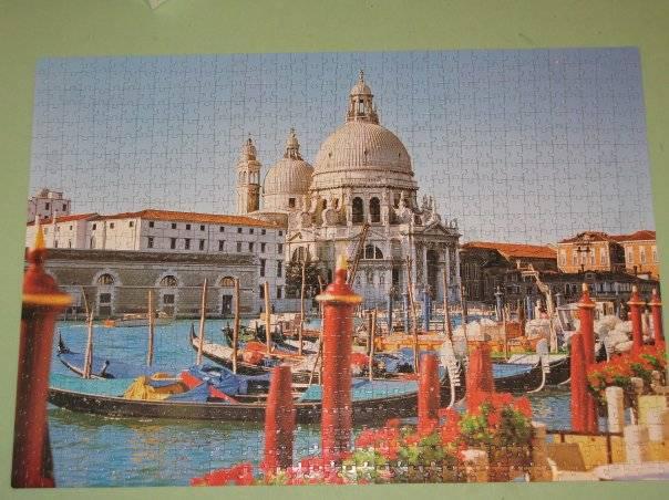 Иллюстрация 1 из 4 для Step Puzzle-1000 79016 Гранд канал. Венеция   Лабиринт - игрушки. Источник: Hoty