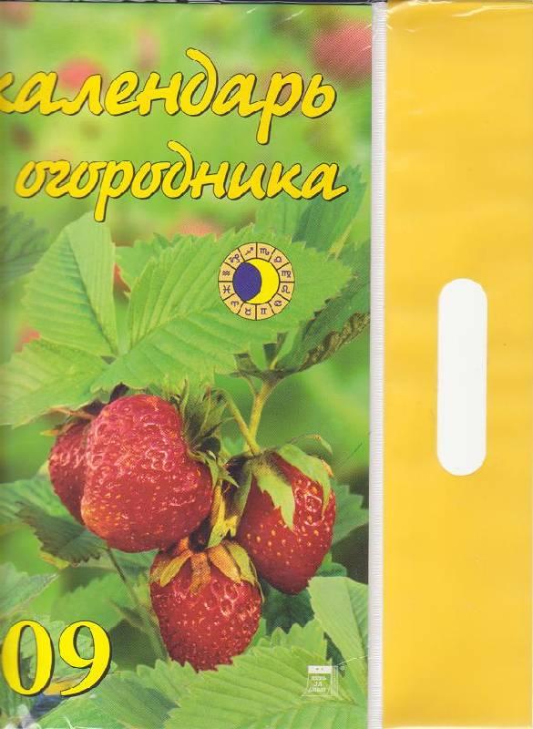 Иллюстрация 1 из 3 для Календарь 2009 Лунный сад и огород (70818)   Лабиринт - сувениры. Источник: Ёжик