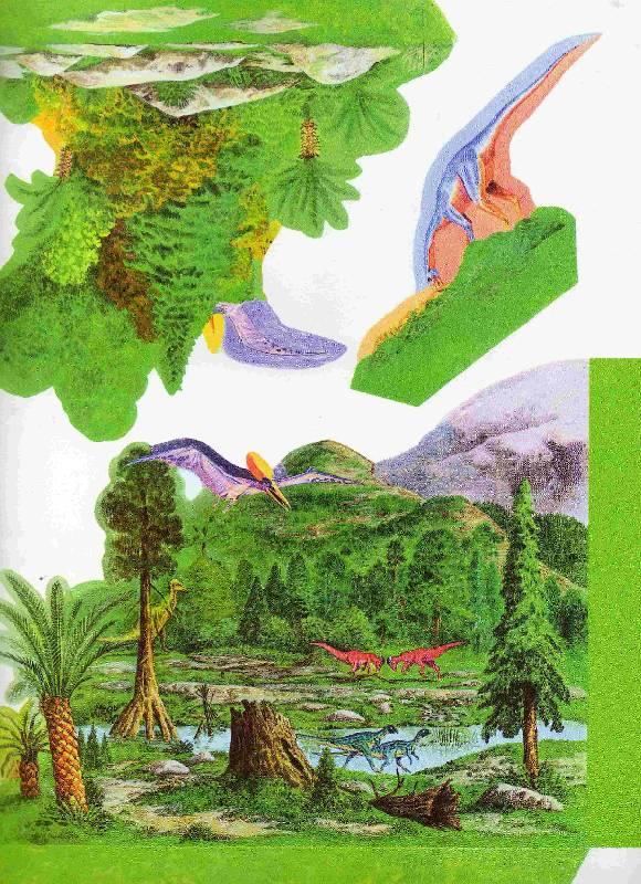 Иллюстрация 1 из 11 для Чудо-страницы: Динозавры | Лабиринт - книги. Источник: С  М В