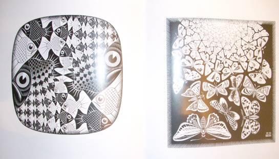 Иллюстрация 1 из 19 для Эшер: Графика - Мауриц Эшер | Лабиринт - книги. Источник: Качура Светлана Анатольевна