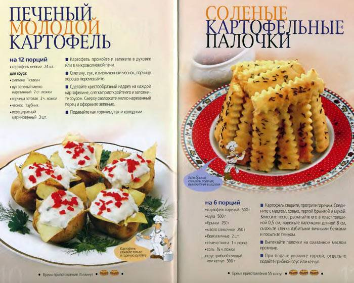 Иллюстрация 1 из 17 для Готовим из картофеля | Лабиринт - книги. Источник: Кнопа2