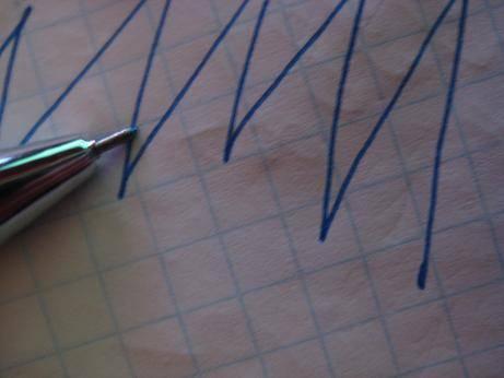 Иллюстрация 1 из 3 для Ручка гелевая (синяя) | Лабиринт - канцтовы. Источник: kitteyn