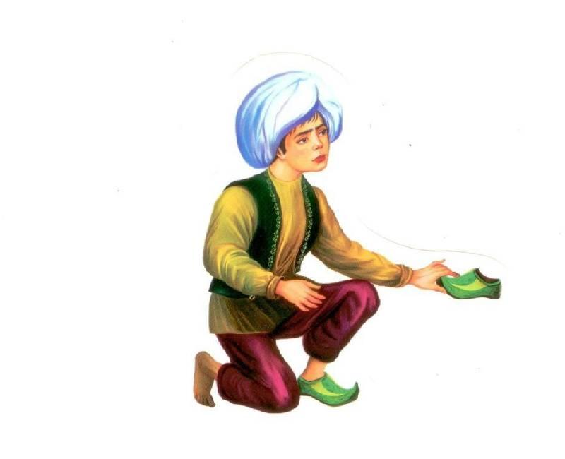 Иллюстрация 1 из 7 для Маленький Мук (наклейка в подарок) | Лабиринт - книги. Источник: Zhanna