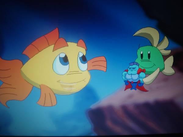 Иллюстрация 1 из 24 для Рыбка Фредди. Дело о школьном призраке (CDpc)   Лабиринт - софт. Источник: Galia