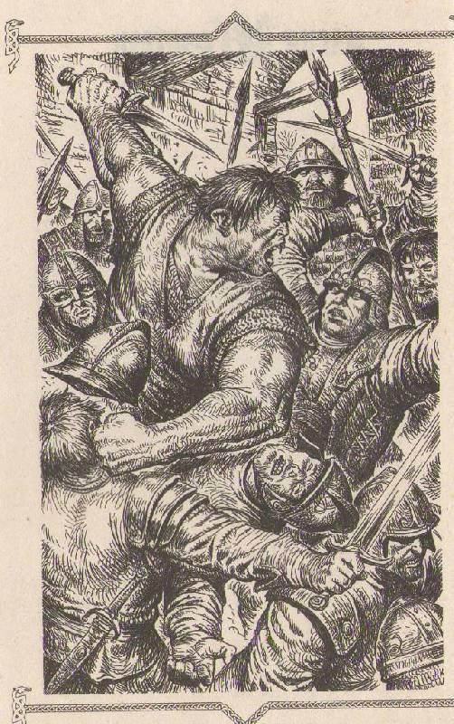 Иллюстрация 1 из 2 для Ааргх - Андрей Белянин | Лабиринт - книги. Источник: Malefik