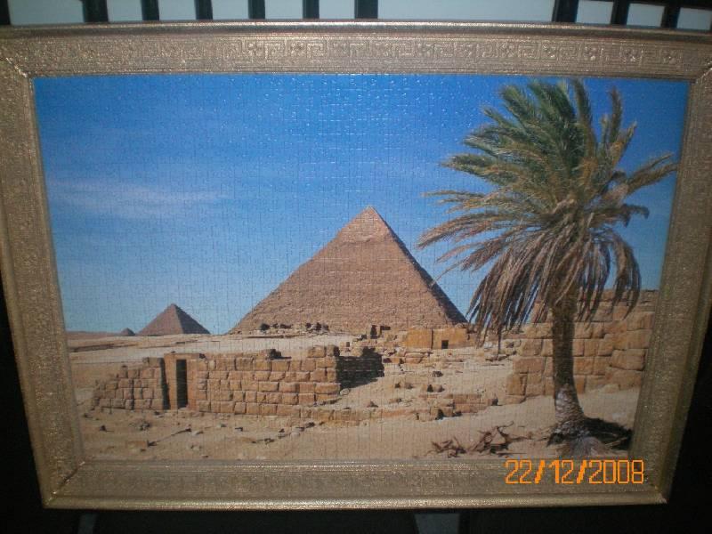 Иллюстрация 1 из 2 для Puzzle-1500. Пирамиды (С-150618) | Лабиринт - игрушки. Источник: Мухаметова Светлана Рафкатовна