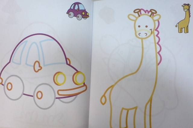 Иллюстрация 1 из 9 для Цветные раскраски. 3-5 лет. Слон | Лабиринт - книги. Источник: Настёна