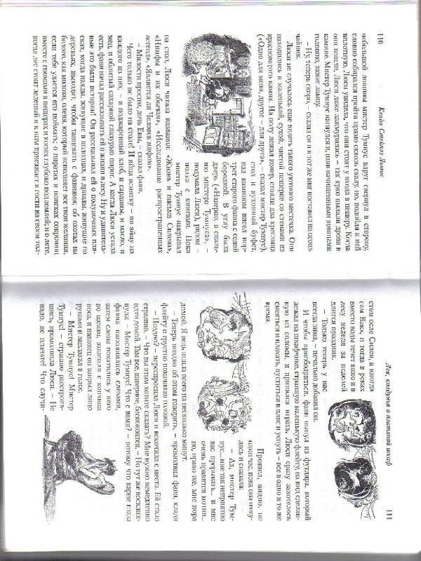 Иллюстрация 1 из 16 для Хроники Нарнии: Сказочные повести - Клайв Льюис | Лабиринт - книги. Источник: Yayoi