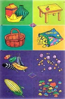 Иллюстрация 1 из 6 для Игры в папке: Что из чего? | Лабиринт - игрушки. Источник: Пчёлка Майя