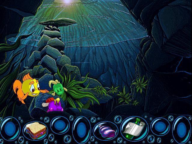 рыбка фредди.дело о морской капусте