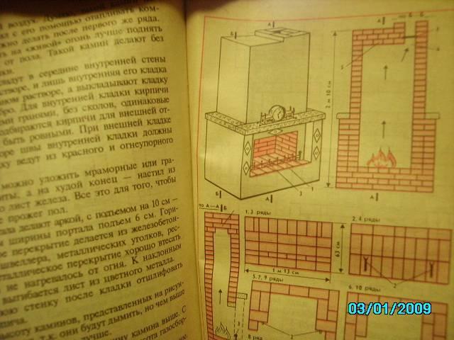 Иллюстрация 1 из 2 для Печи и камины - В. Линь | Лабиринт - книги. Источник: Звездочка