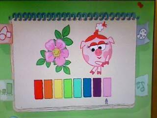 Иллюстрация 1 из 20 для Смешарики. Круглая компания (2CDpc) | Лабиринт - софт. Источник: Любимые цветы