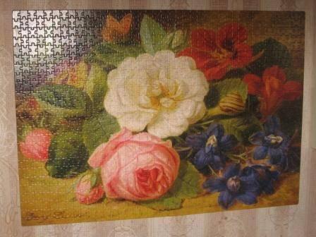Иллюстрация 1 из 7 для Step Puzzle-1000 (79205) Букет цветов с улиткой   Лабиринт - игрушки. Источник: Марутенков  Павел Эдуардович
