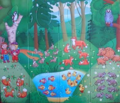 Иллюстрация 1 из 18 для Мини-игры: Считаем до 10 | Лабиринт - игрушки. Источник: Полякова Елена Николаевна