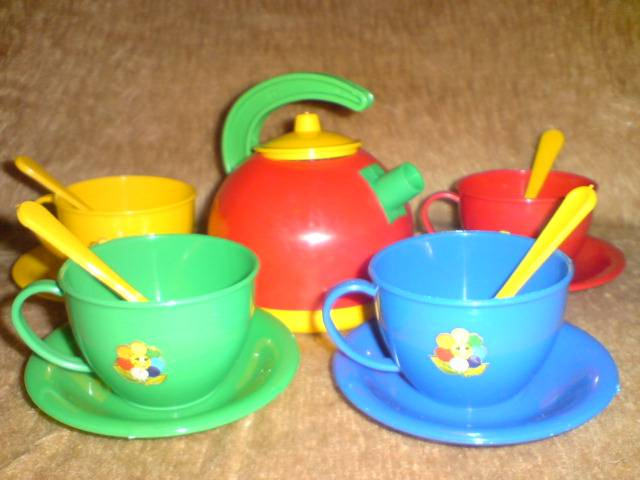 """Иллюстрация 1 из 7 для Посуда """"Маринка 4"""" (0878)   Лабиринт - игрушки. Источник: окси"""