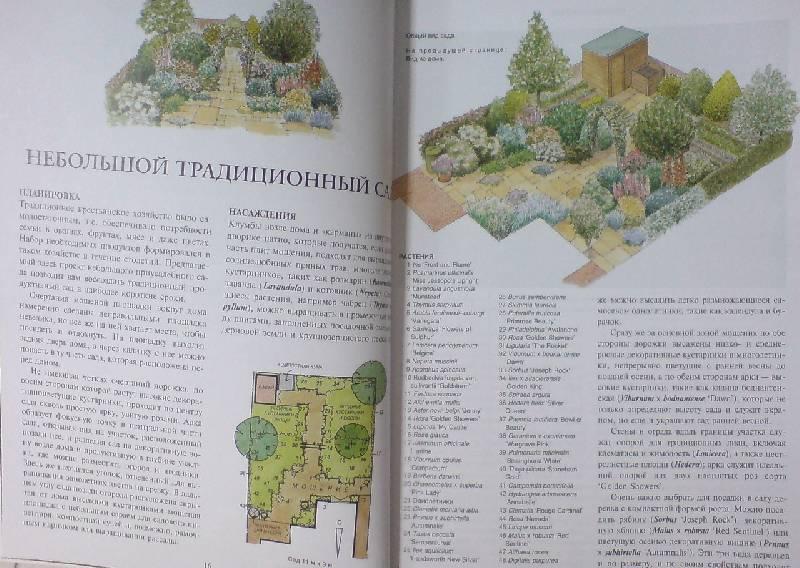 Иллюстрация 1 из 45 для Все о планировке сада - Тим Ньюбери | Лабиринт - книги. Источник: Настёна