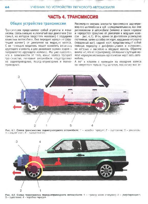 Иллюстрация 1 из 8 для Учебник по устройству легкового автомобиля - В. Яковлев | Лабиринт - книги. Источник: Кузнецов Максим Николаевич