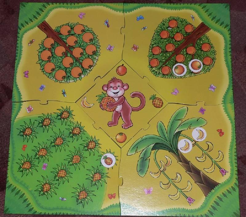 Иллюстрация 1 из 32 для Веселая мартышка | Лабиринт - игрушки. Источник: Маленький Читатель