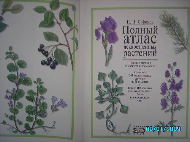 Иллюстрация 1 из 8 для Полный атлас лекарственных растений - Николай Сафонов | Лабиринт - книги. Источник: Звездочка