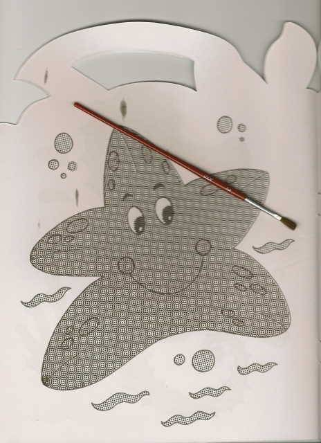 Раскраска морских обитателей распечатать