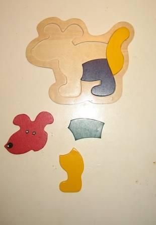 Иллюстрация 1 из 4 для Собака (D159)   Лабиринт - игрушки. Источник: Manaum