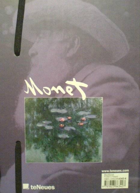Иллюстрация 1 из 3 для Книга для записи (Моне) 6342 | Лабиринт - канцтовы. Источник: Sundance