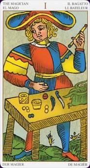 Иллюстрация 1 из 13 для Универсальное Марсельское Таро. Книга и колода карт. Подарочный набор - Бурстен, Бурдель | Лабиринт - книги. Источник: fusion