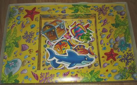 """Иллюстрация 1 из 12 для Игра """"Рыбалка""""   Лабиринт - игрушки. Источник: Настасья"""