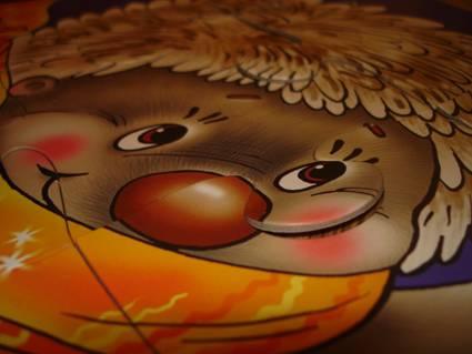 Иллюстрация 1 из 5 для Развивающая мозаика. Ежик | Лабиринт - игрушки. Источник: Настасья