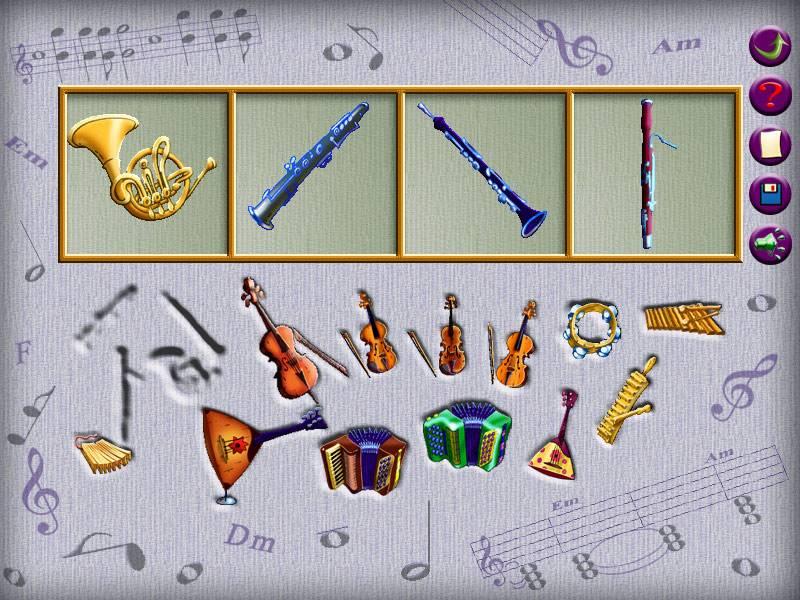Иллюстрация 1 из 7 для Детское творчество. Первые уроки музыки и поэзии (CDpc)   Лабиринт - софт. Источник: Кнопа2