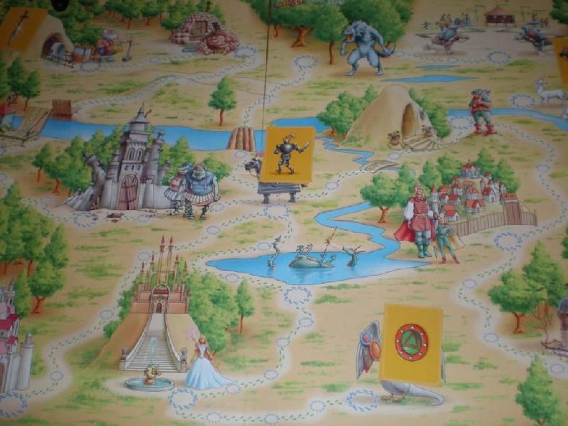 Иллюстрация 1 из 11 для 8602/Рыжий Ап! В заколдованном лесу   Лабиринт - игрушки. Источник: Udalova Elena Vladimirovna