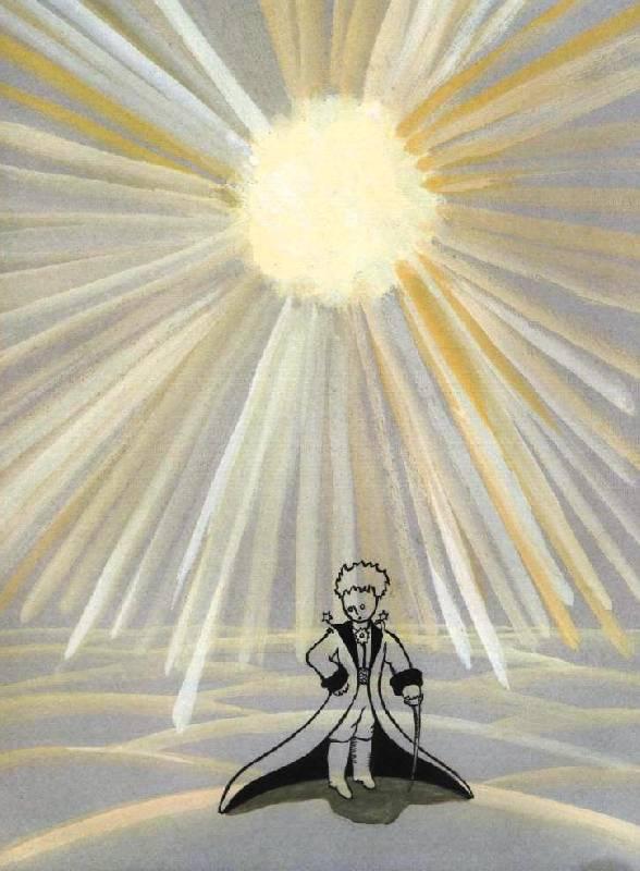 Иллюстрация 1 из 90 для Маленький принц - Антуан Сент-Экзюпери | Лабиринт - книги. Источник: Zhanna