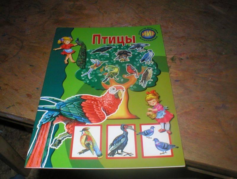 Иллюстрация 1 из 6 для Птицы - А. Бугаев | Лабиринт - книги. Источник: Черникова Наталья Вячеславовна