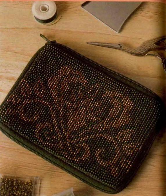 Энциклопедия вышивки с бисером i